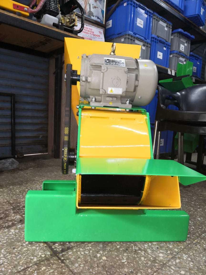 Gafe Ranger DABM30, Agricultural Bio Waste Shredder 3 HP, 3 Phase Electric