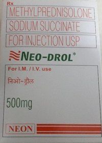 Methylprednisolone Sodium Succinate Injection