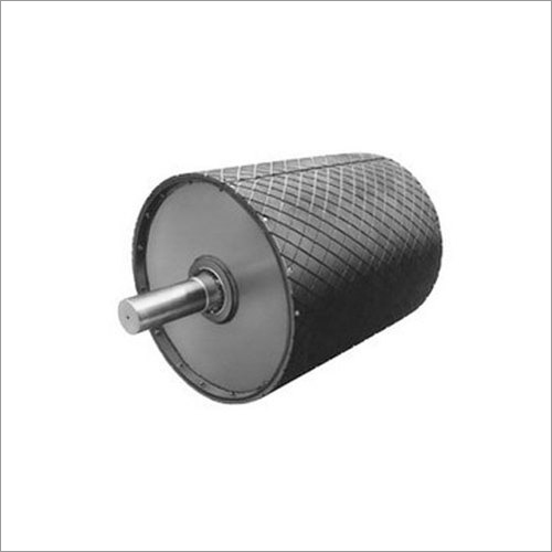 Rubber Lagging Drum Pulley