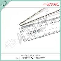 ADDLER Laparoscopic Veress Needle Set of 2 - 120mm and 140mm