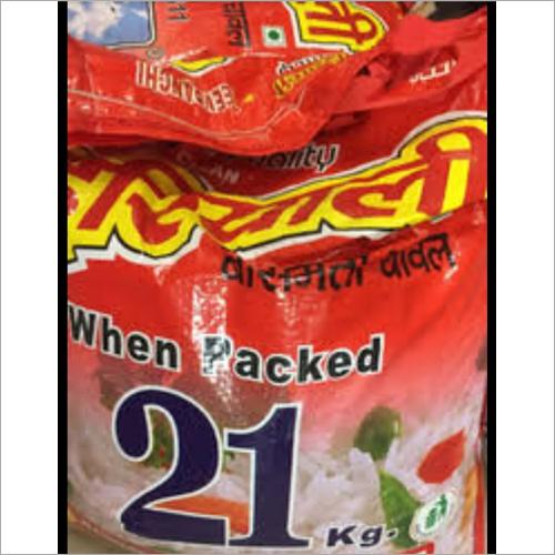 21 Kg Basmati Rice