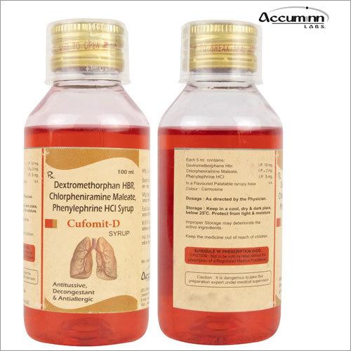 Cufomit-D Syrup
