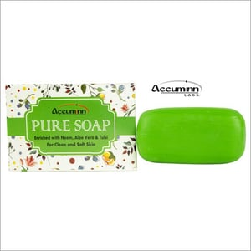 Neem Aloe Vera and Tulsi Pure Soap