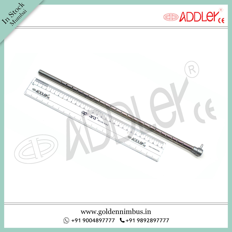 ADDLER Laparoscopic 5mm Scope Protection Sleeve