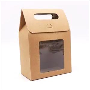 D-Cut Gift Paper Box
