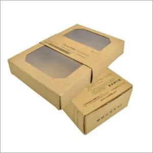 Kraft Packaging Food Box