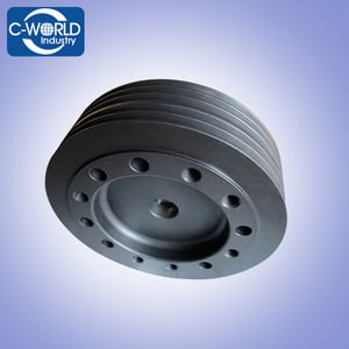 V belt pulley SPC