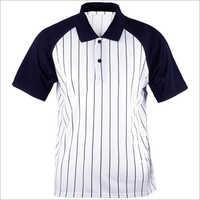 Mens Stylish Collar Cotton T-Shirts