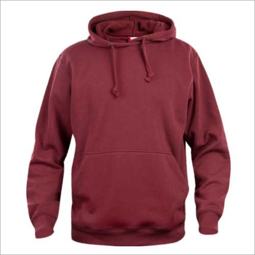 Mens Cotton Hoodies Sweatshirt