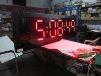 Ethernet Digital Clocks