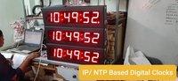 IP / NTP Digital Clocks
