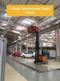 Outdoor Digital Clocks
