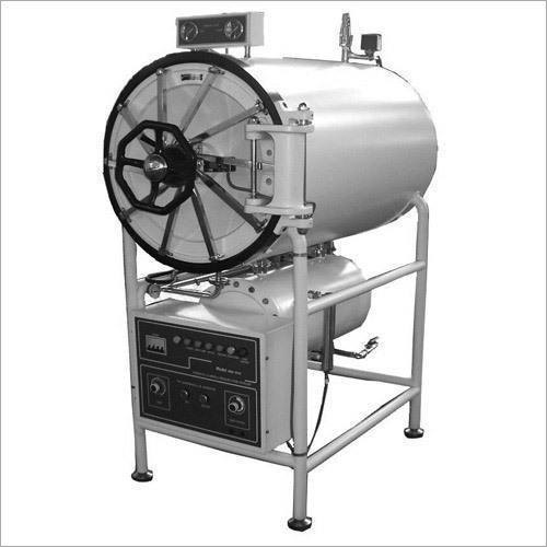 Stainless Steel Horizontal Autoclave