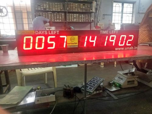 Project Count Down Timers