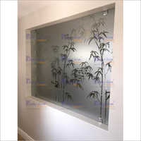 Decorative Frosted Window Glass Film