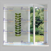 PVC Frosted Window Glass Film