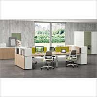 Office Wooden Workstation