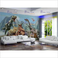 3D Wall Poster