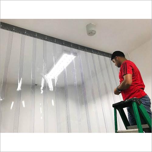 PVC Strip Blinds