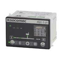 Socomec ATyS C25 ATS Controller Entry-level functionalities
