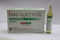 Pralidoxime injection