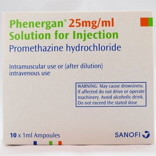 Promethazine Hydrochloride Injection