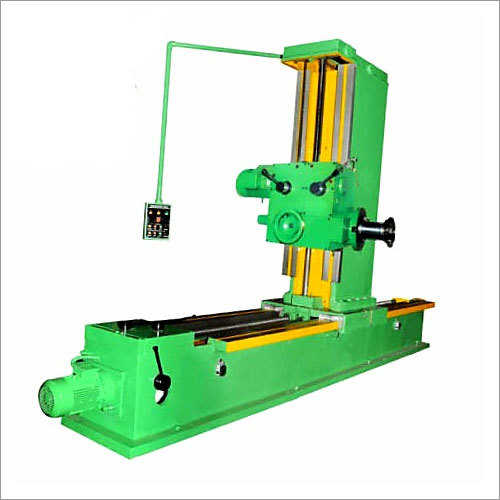 End Milling and Facing Machine