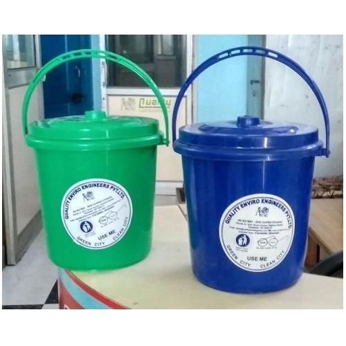 Swachh Bharat Dustbin Capacity 10 Ltr