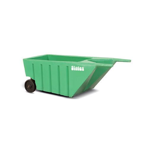 Hand Cart Dust Bin