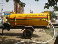 Lister Mounted Sewage Suction Machine