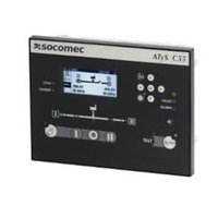 Socomec Atys C55 Ats Controller Mid-level Functionalities