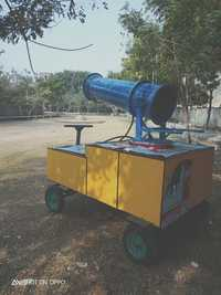 Ionizing Anti Smog Gun