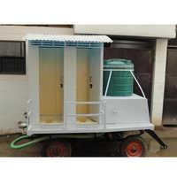 Eco Friendly Mobile Toilet Van
