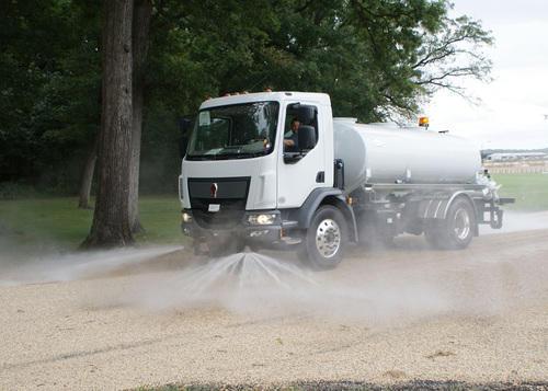 Truck Mounted Water Sprinkler System