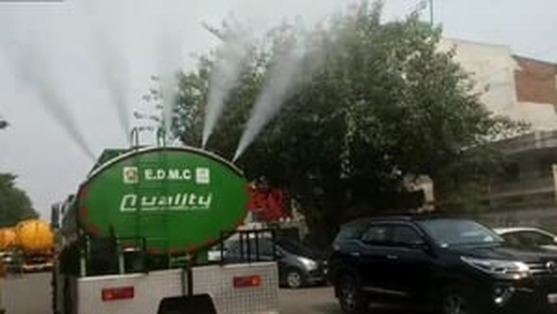 Truck Mounted Water Sprinkler