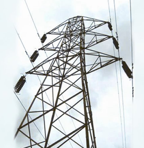 400 KV Transmission Line Towers