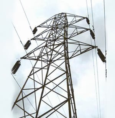 400 KV Transmission Line Towers