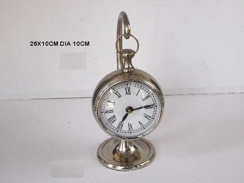 Aluminum  Table Clock Hanging