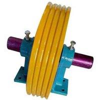 Diverter pulley