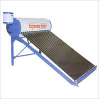 Solar Water Heating System ETC Technology