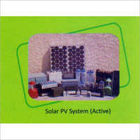 Solar Active System