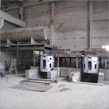 Induction Smelting Furnace