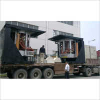 8 Ton 4000 KW Smelting Furnace