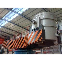 Ladle Rotor Tower