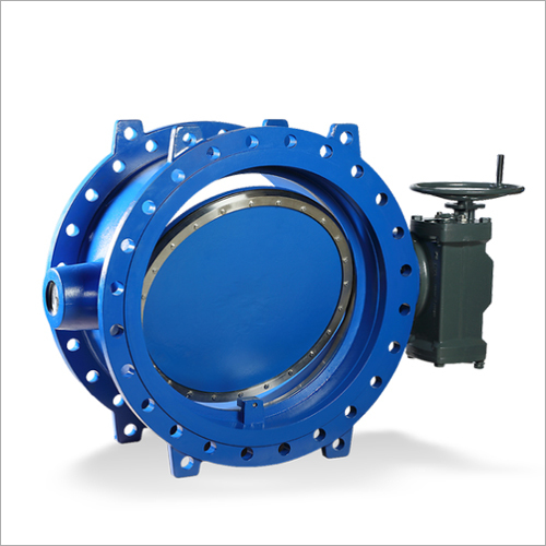KSB Double Offset Butterfly Valve