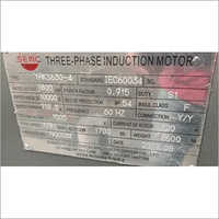 1800 KW Three Phase Induction Motor