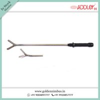 ADDLER Laparoscopic SS 5 Blades Fan Retractor Hospital Instrument
