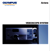 Olympus CV 150 Processor Gastroscope Colonoscope Endoscope