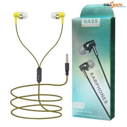 SET-06 Wired Earphone