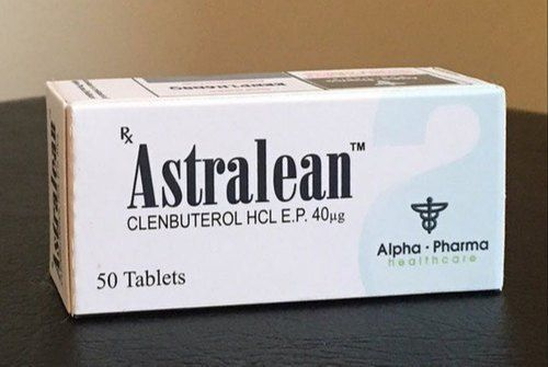 Clenbutieroll Tablets
